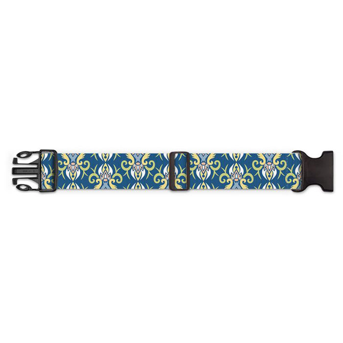 Patterned Suitcase strap