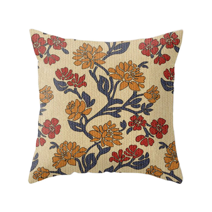 Victorian style pillow